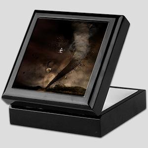 The twister Keepsake Box