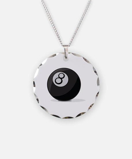 What To Ask 8? Necklace
