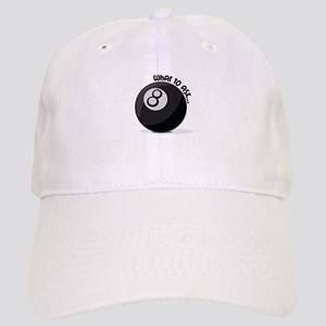 What To Ask 8? Baseball Cap