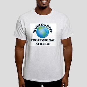 World's Best Professional Athlete T-Shirt