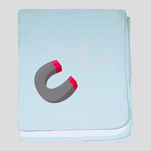 Magnet baby blanket