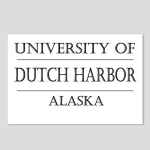 University of Dutch Harbor Postcards (Package of 8