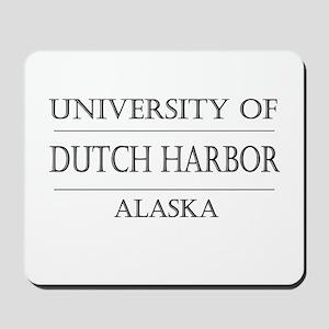 University of Dutch Harbor Mousepad