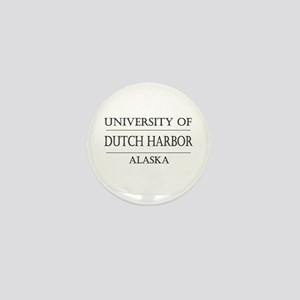 University of Dutch Harbor Mini Button