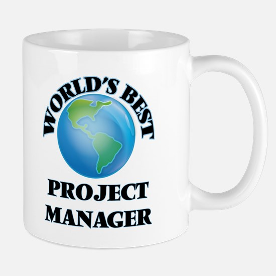 World's Best Project Manager Mugs