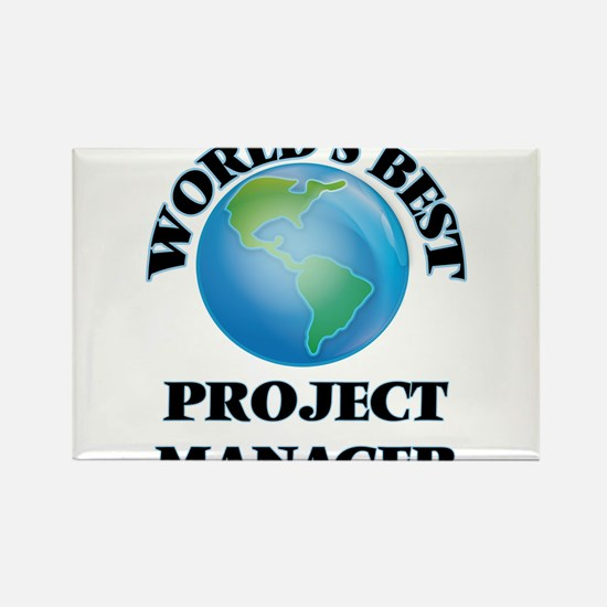 World's Best Project Manager Magnets