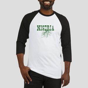 Nigeria Roots Baseball Jersey