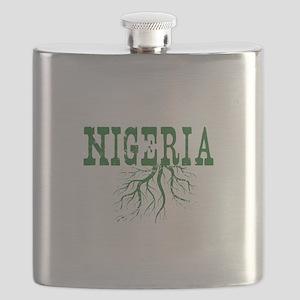 Nigeria Roots Flask