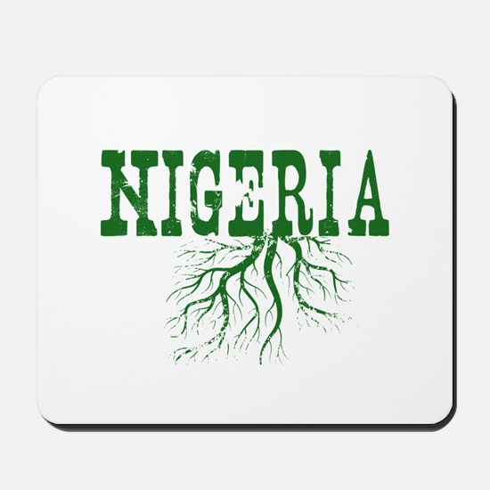 Nigeria Roots Mousepad