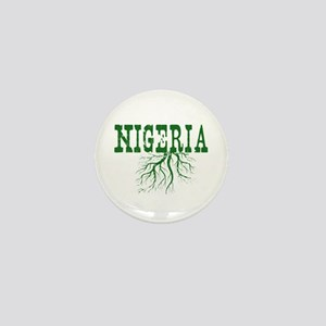 Nigeria Roots Mini Button