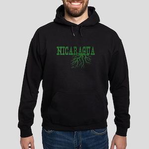 Nicaragua Roots Hoodie (dark)