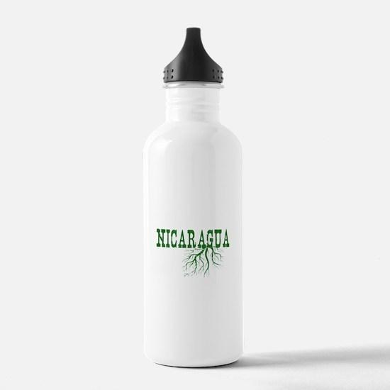 Nicaragua Roots Water Bottle