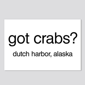 Got Crabs? Postcards (Package of 8)