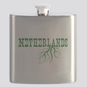 Netherlands Roots Flask