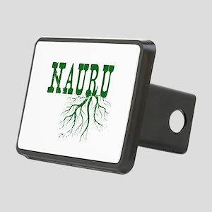 Nauru Roots Rectangular Hitch Cover
