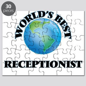 World's Best Receptionist Puzzle