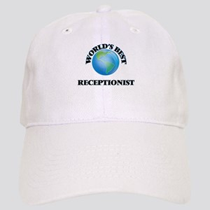 World's Best Receptionist Cap
