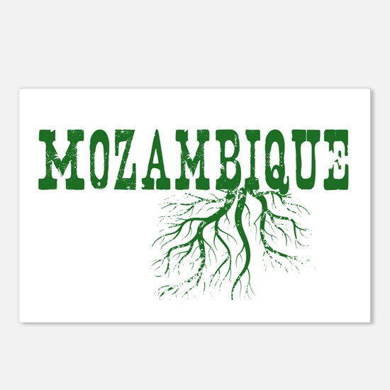 Mozambique Roots Postcards (Package of 8)