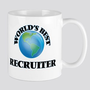 World's Best Recruiter Mugs
