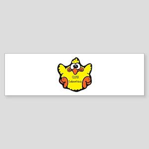 Endometriosis Bumper Sticker
