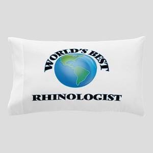 World's Best Rhinologist Pillow Case