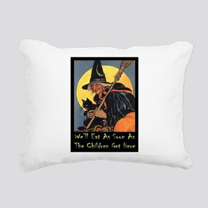 Halloween_WITCH - WELL EAT 10x14 GREEN Rectang