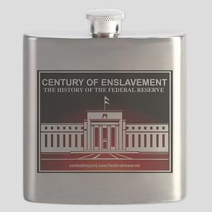 Century of Enslavement Flask