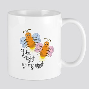 Light My Night Mugs