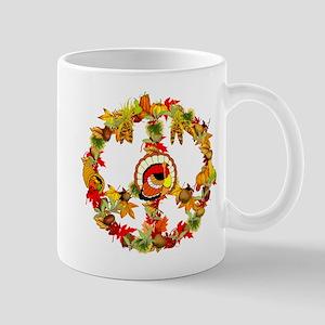 Peace Turkey Mug