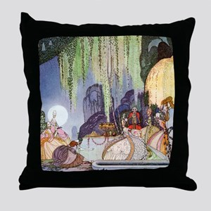 Cinderella by Kay Nielsen Throw Pillow