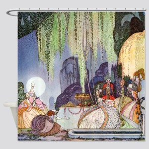 Cinderella by Kay Nielsen Shower Curtain