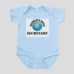 World's Best Secretary Body Suit