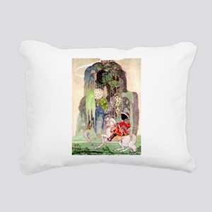 Sleeping Beauty Prince by Kay Nielsen Rectangular