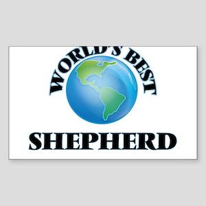 World's Best Shepherd Sticker