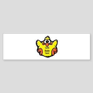 Bladder Cancer Bumper Sticker