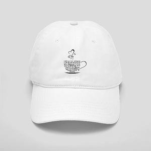 Coffee Cup Baseball Cap