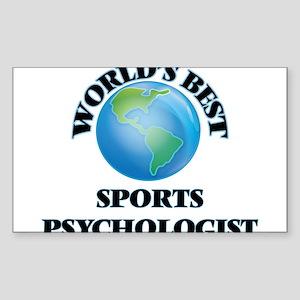 World's Best Sports Psychologist Sticker