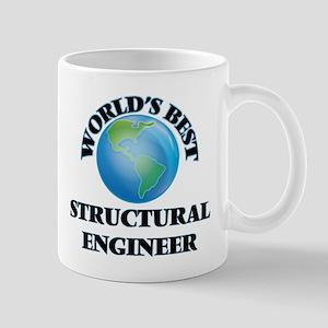 World's Best Structural Engineer Mugs