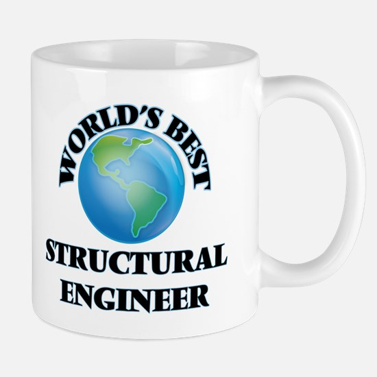 World's Best Structural Engineer Mugs