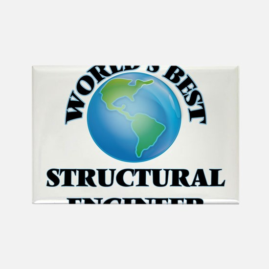 World's Best Structural Engineer Magnets