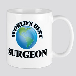 World's Best Surgeon Mugs