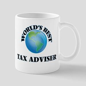 World's Best Tax Adviser Mugs