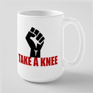 Take a Knee 15 oz Ceramic Large Mug