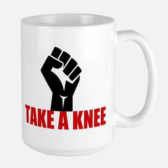 Take a Knee Mug