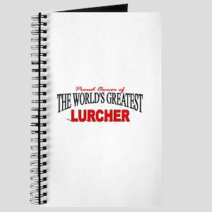"""The World's Greatest Lurcher"" Journal"