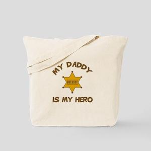 Deputy Hero Tote Bag