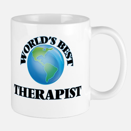 World's Best Therapist Mugs