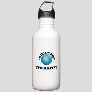 World's Best Therapist Stainless Water Bottle 1.0L
