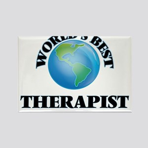 World's Best Therapist Magnets