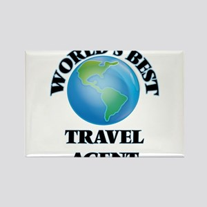World's Best Travel Agent Magnets